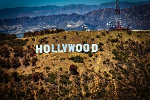 hollywood sign, los angeles, hollywood