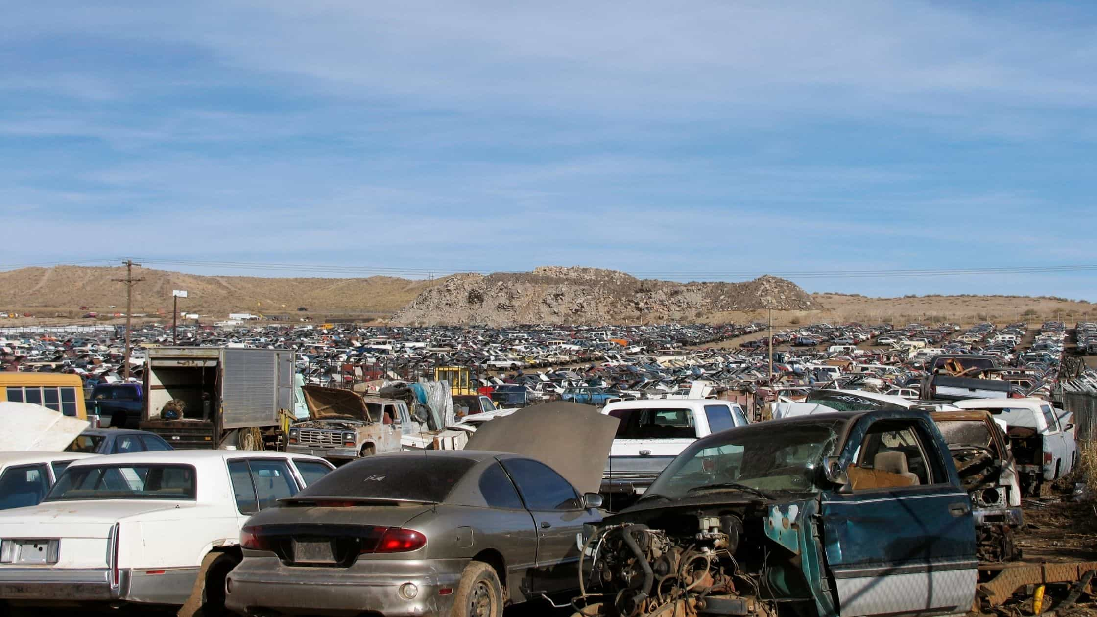 pick and pull junk yards