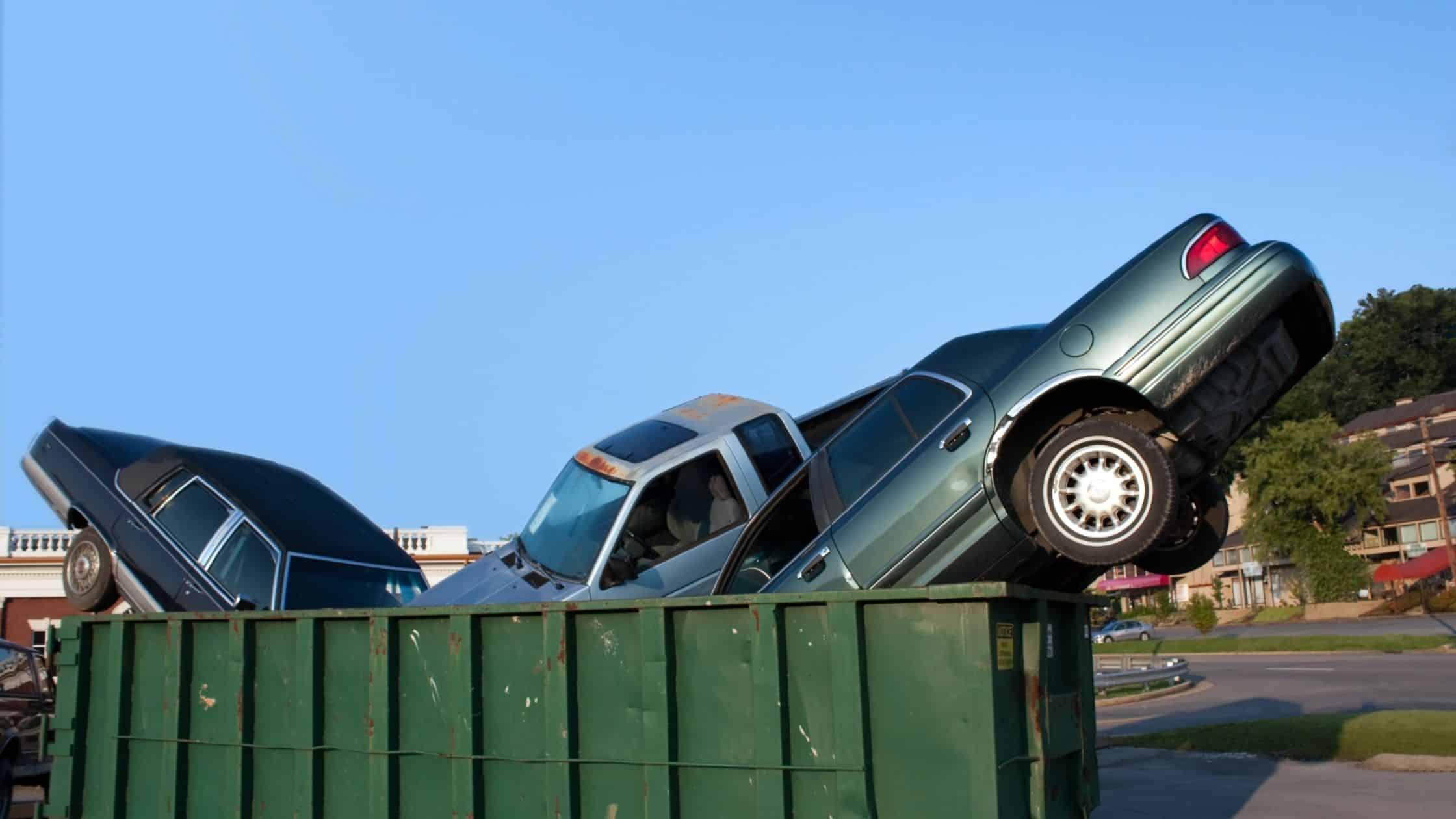 Junk Car for Cash