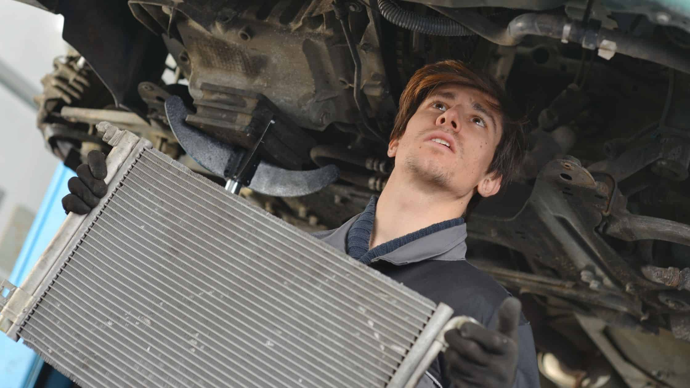 Radiator Fan Replacement Cost