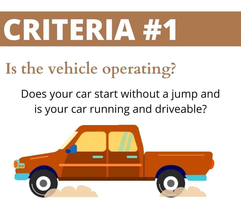 california vehicle retirement