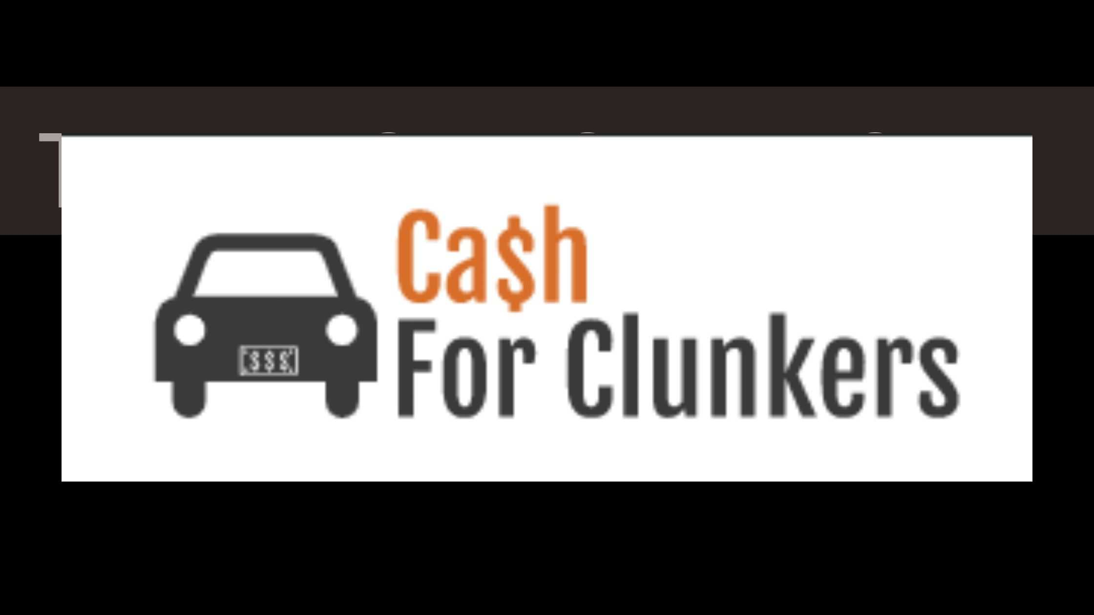 Can I Junk My Car for Cash
