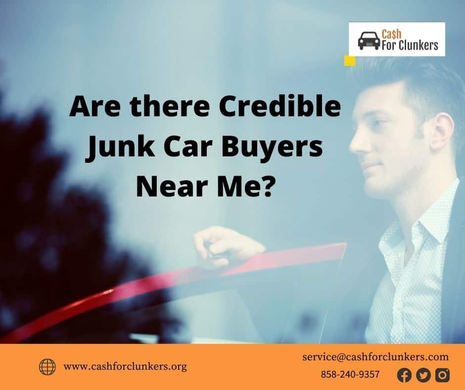 Junk Car Buyers Near Me
